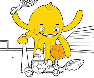Spor ve Macera boyama