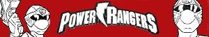 Power Rangers boyama