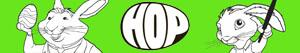 Hop boyama