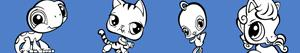 Littlest PetShop boyama